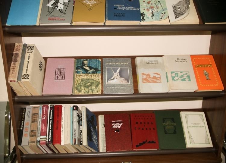 Библиотека ТУСУРа